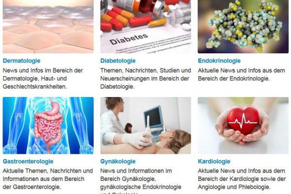 لیست تخصصهای پزشکی در آلمان