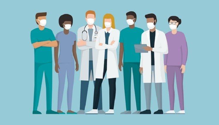 حوزه ی فعالیت پزشکان
