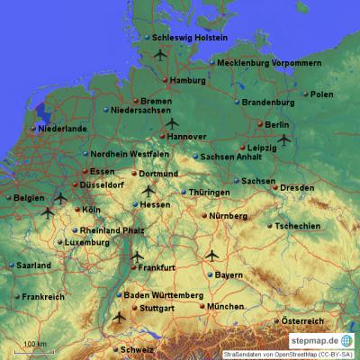 ایالتهای آلمان
