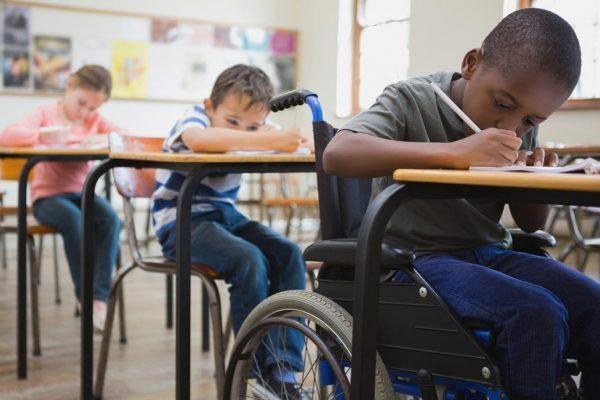 آموزش و مدارس برای افراد معلول درآلمان