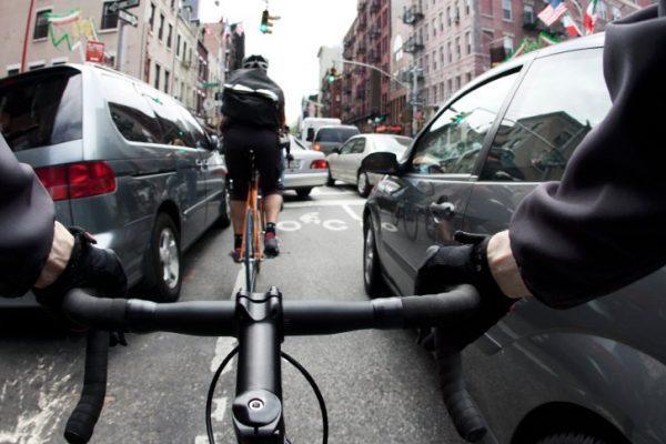 دوچرخه سواری ورانندگی در آلمان