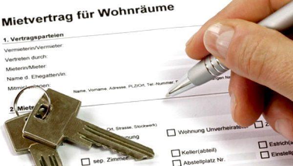 برخی اصطلاحات اجاره خانهدر آلمان