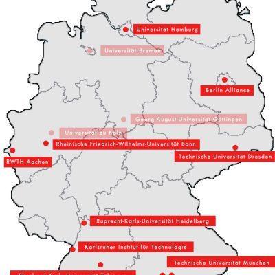 لیست دانشگاههای آلمان