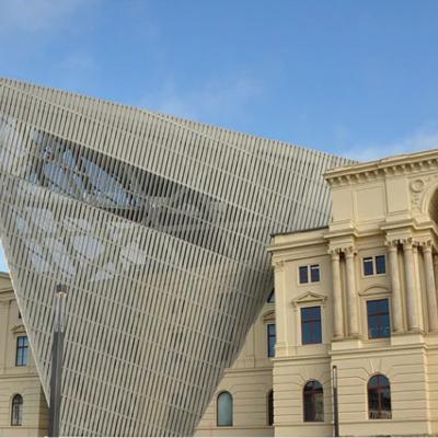 تاریخچه معماری آلمان